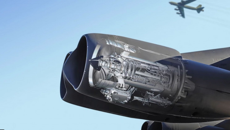 Rolls-Royce Will Build the U.S. Air Force's New B-52 Bomber Engines
