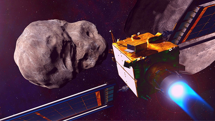 NASA Wants to Intentionally Smash a Spacecraft into an Asteroid