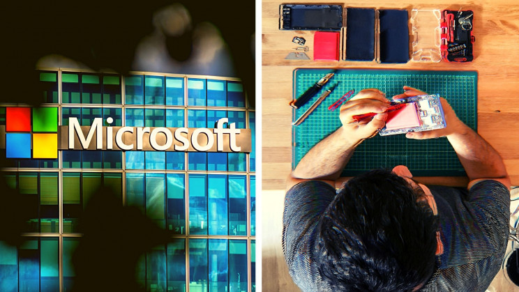 Microsoft Has Finally Agreed to Comply With the Right to Repair