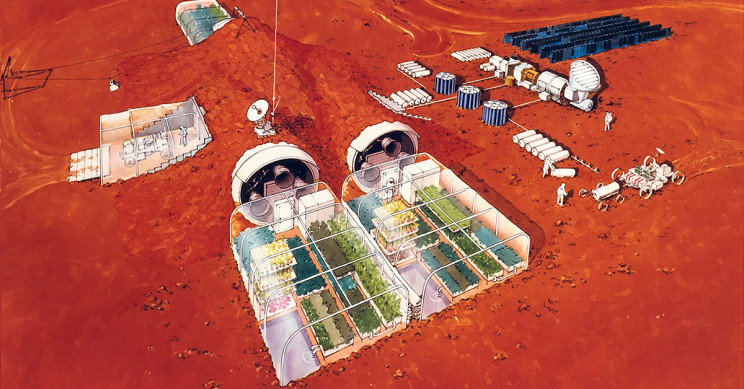 Minimum Number of Settlers Needed for Life on Mars Is Surprisingly Low