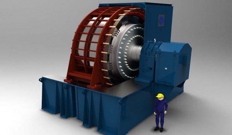 Huge Flywheel Project to Aid UK's Renewable Energy Uptake
