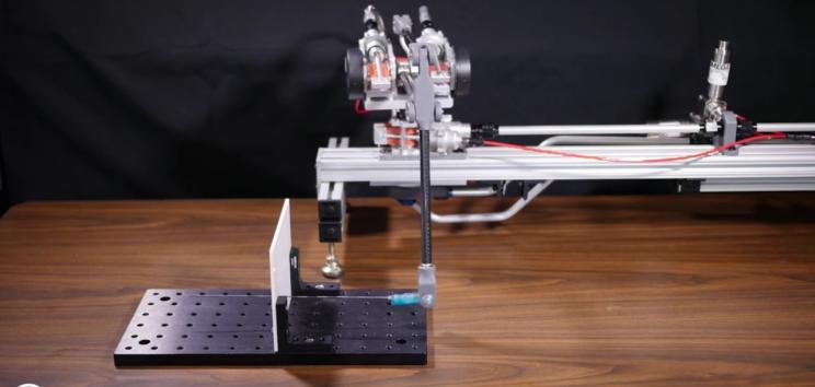 Remote Razor Shaving: The Ultimate Test of Human-Robot Trust