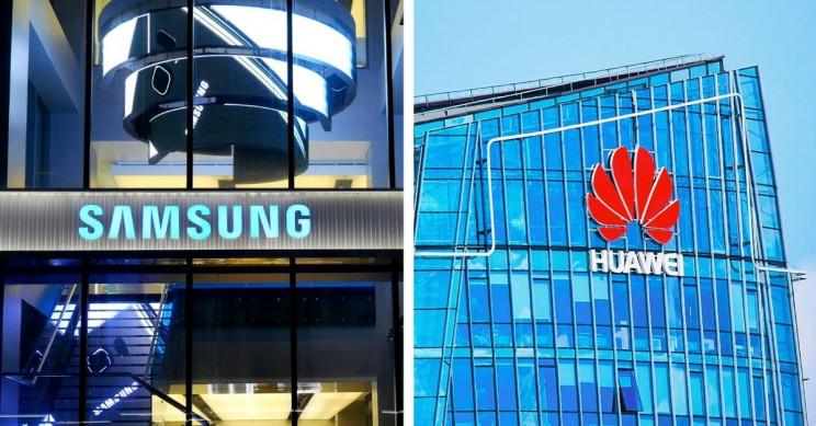 Huawei Overtakes Samsung in Smartphone Sales Numbers