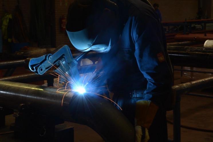 types of welding MIG