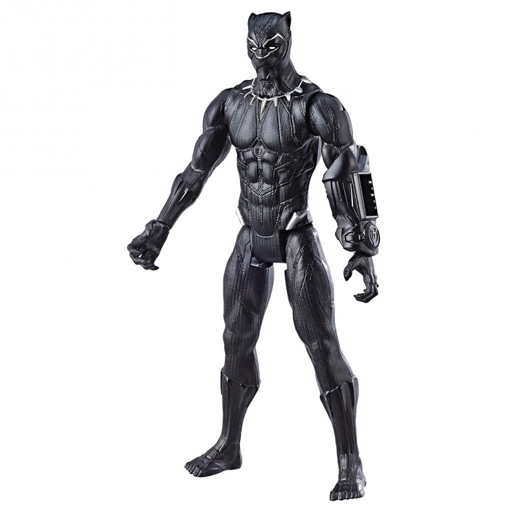 Black-panther-figure