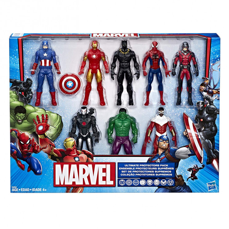 Marvel-action-figures