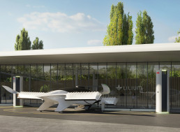 Flying Taxis Got a Major Boost From a New Ultrafast Charging System