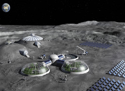 Water and Oxygen From Lunar Rocks? How Astronauts Can Survive on the Moon