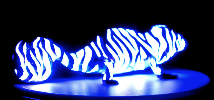 PhotoChromeleon: MIT Researchers Create Incredible Color-changing Ink