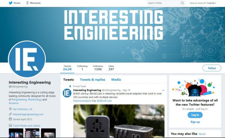 best science twitter accounts ie