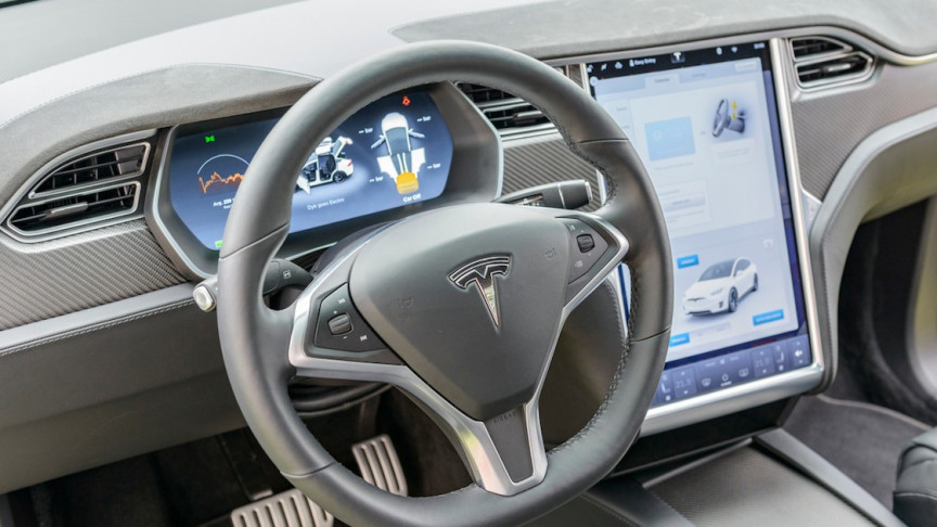 Tesla's 'Bioweapon Defense Mode' Is Becoming a Savior against Wildfires