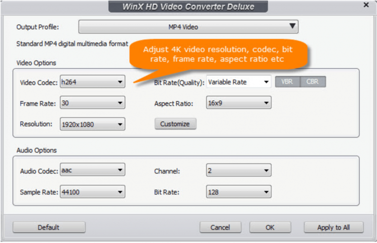 Here's How to Resize a Video from 4K to 1080P without Losing Quality