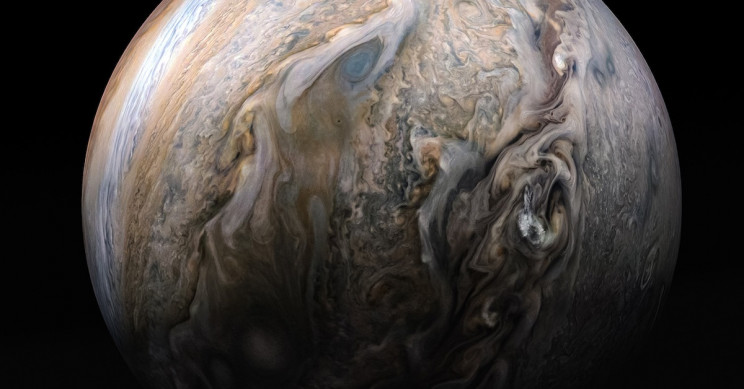 NASA's Juno Is in Position to Jump Jupiter's Shadow