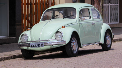 VW Beetle's History: A Final Goodbye For The Soon-Discontinued 'Lovebug'