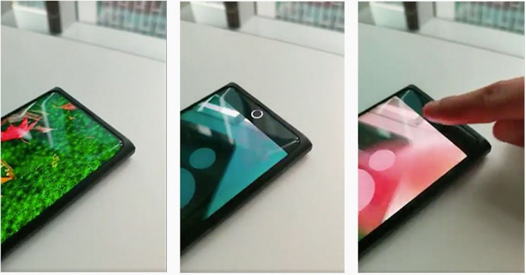 Can You Find the Selfie Camera on This Phone? Oppo Reveals an Under-Screen Selfie Camera
