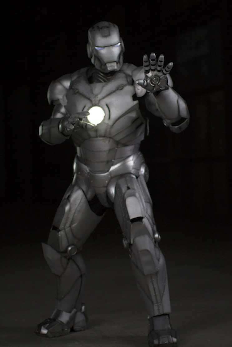 An Interview with the Team That Helped 'Mythbusters' Adam Savage Build an Iron Man Suit