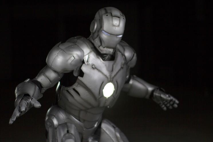 Adam Savage Explores How to 3D Print a Titanium Iron Man Suit