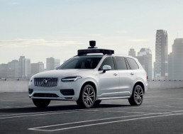 Uber Reveals First Fully Autonomous Car in Partnership with Volvo