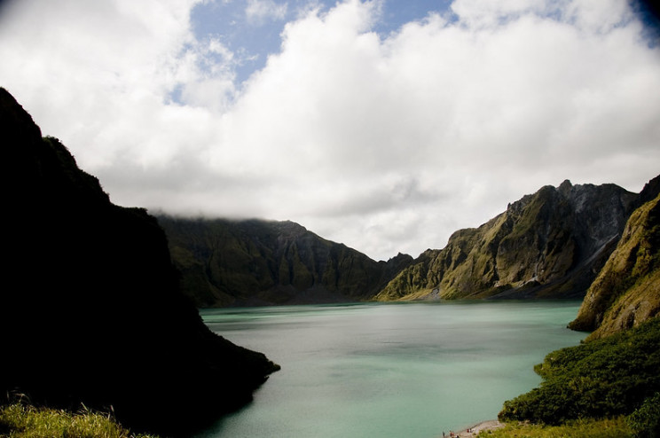 air pollution mount pinatubo