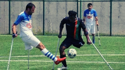 Biomechanics and The Physics of Amputee Football