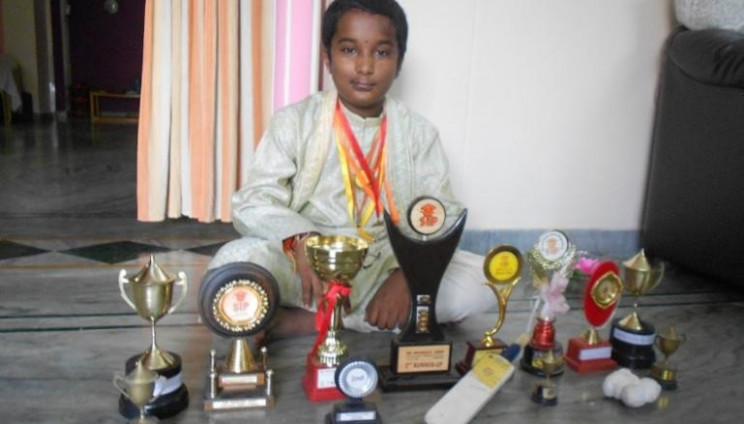 Human Calculator Kid with a Skull Fracture Breaks 4 World Records