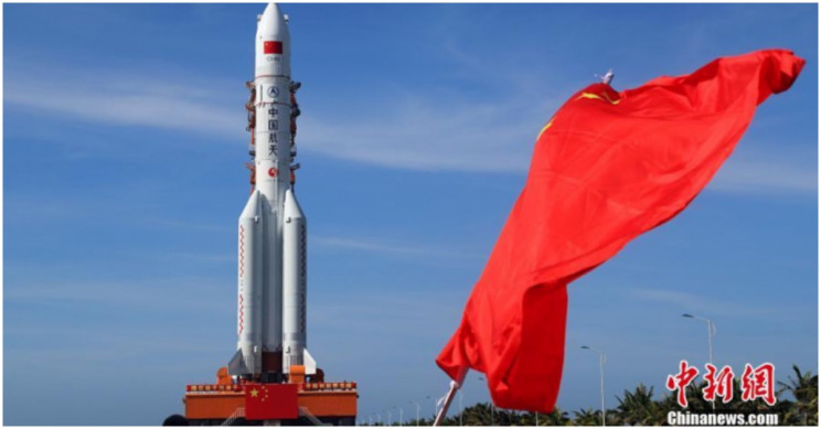 China's Reusable Spacecraft Returns to Earth after a Weekend in Orbit