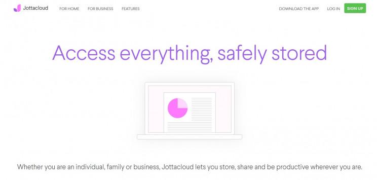EU based cloud providers jottacloud