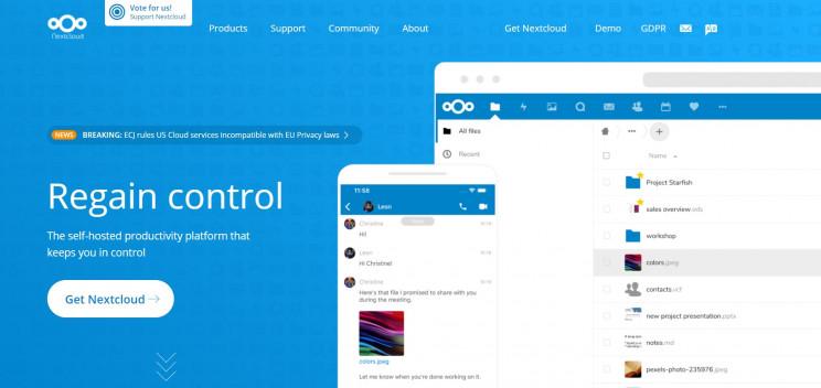 eu based cloud services nextcloud