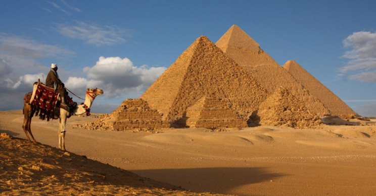 The Engineering Behind the Great Pyramids of Giza