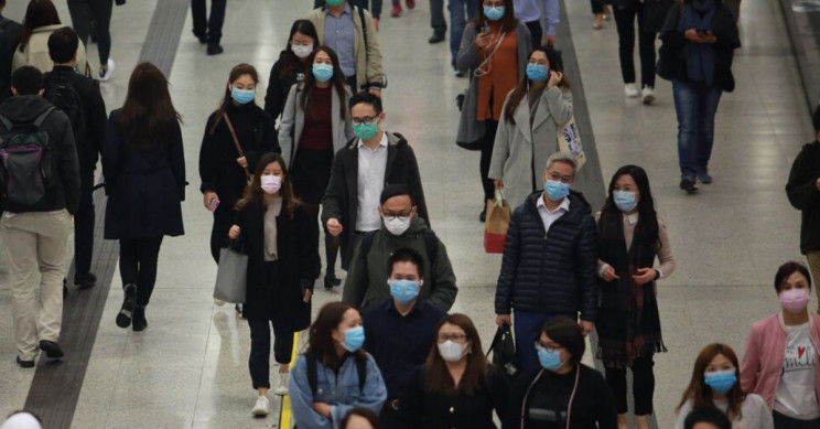 Civil Initiative in Hong Kong Trying to Manufacture Their Own Masks Because of Shortage