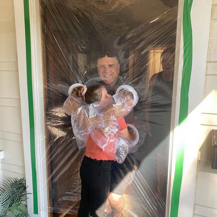 Paige Plastic Curtain 2