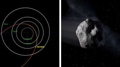 4 Times Huge Asteroids Came Frighteningly Close to Earth
