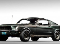 1968 Ford Mustang from Bullitt Goes for $3.74 million at Auction