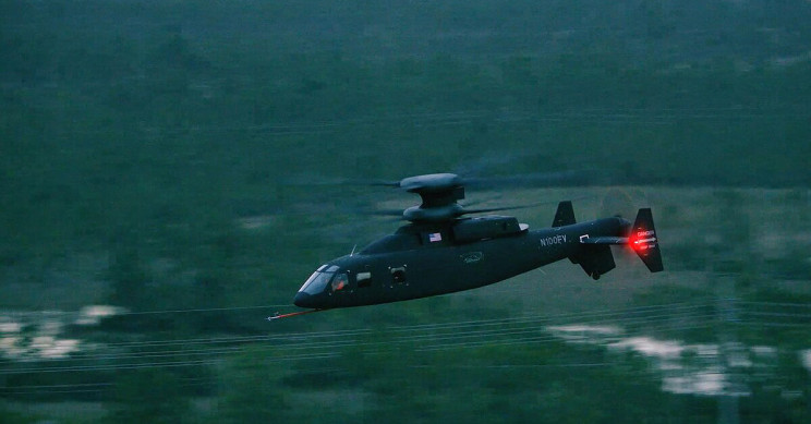 Sikorsky-Boeing Defiant Helicopter Tops 235 MPH, Aims For 290