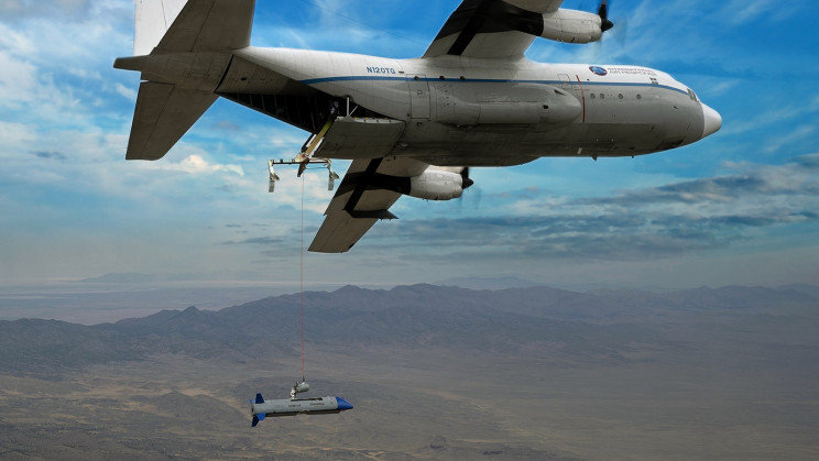 DARPA's Gremlins Drones Set to Rearm and Redeploy Mid-Air