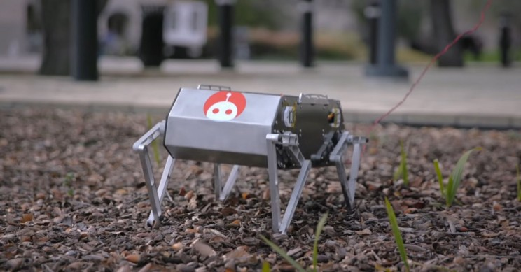 Students from Stanford's Robotics Club Releases Open-Source Robo-Dog