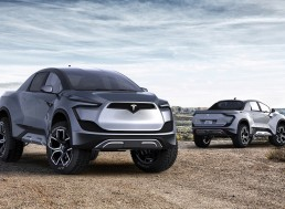 Tesla's Upcoming Blade Runner-Inspired Pick-up Truck Could Look like This