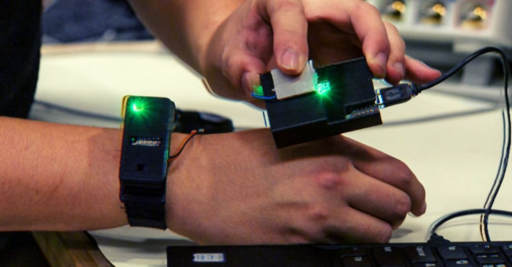 New Prototype Wearable Enables Digital Transactions With a Human Touch