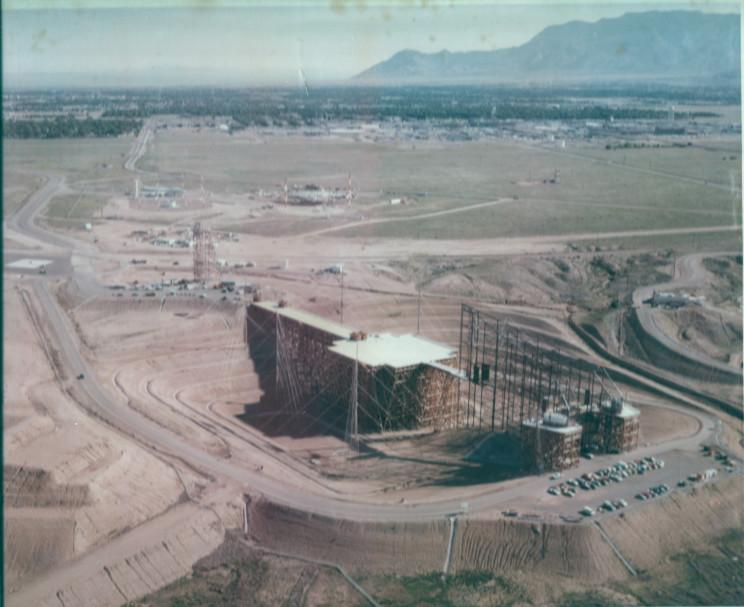 ATLAS-I: The Cold War Era EMP Test Facility