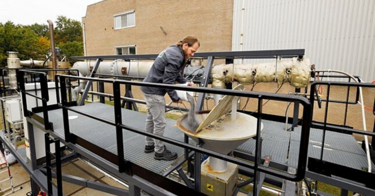 Sustainable Iron Powder to Brew Beer, a World First Technology