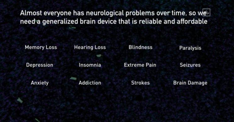 Neuralink Health Applications