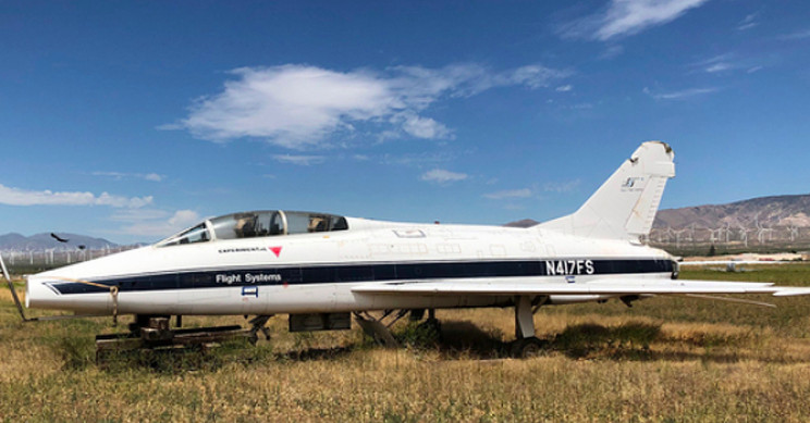 Two 'Flyable' Cold War Fighter Jets Are up for Auction