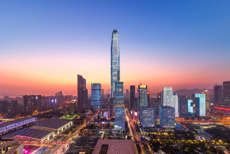 15 Impressively Tall Buildings That Are Scraping the Sky
