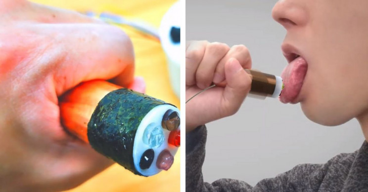 Digital Stick Serves Up the Real Taste of Virtual Food