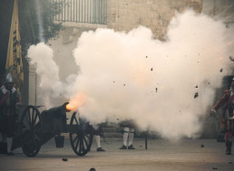 A Team of Researchers Have Been Blowing up Medieval Gunpowder