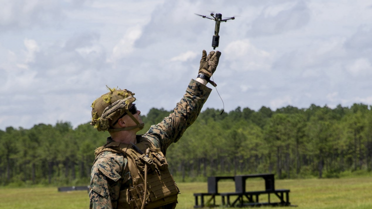 US Marines Are Testing Drones That Can Work as Grenades