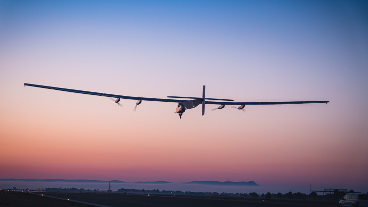 The US Navy's New Solar Aircraft Will Fly For 90 Days Without Landing