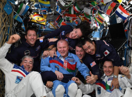 Astronauts Create Their Own Olympic Games Onboard the ISS