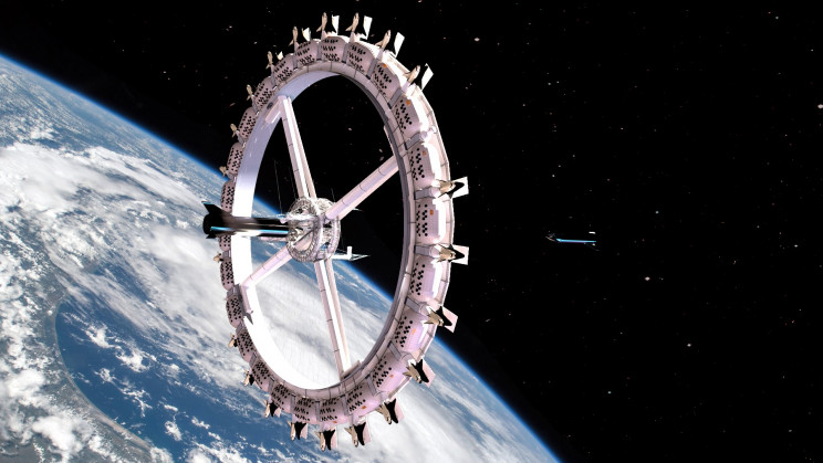 Dreams Come True: First-Ever Luxury Space Hotel Nears Launch