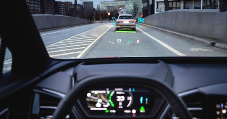 Audi AR Display 1